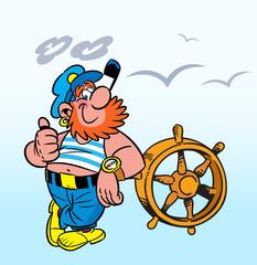 merry captain