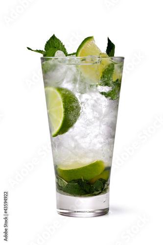 cold fresh lemonade