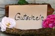 Gutschein Rosen Brief
