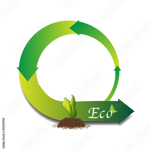 Circle arrows_ Eco