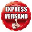 Siegel Daumen Express Versand