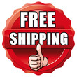 red seal free shipping
