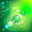 engelslicht grün