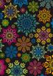 Flocons_Multicolor_Fond-Noir