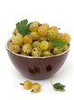 gooseberry in a bowl