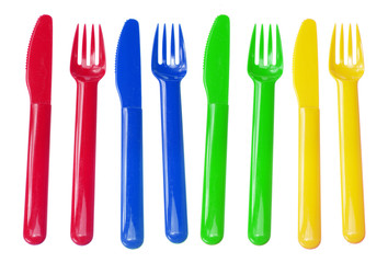 Plastic Forks and Knives