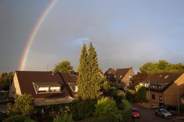 Wetterbilder - Regenbogen