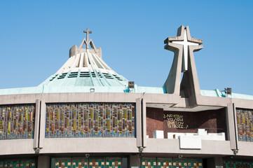 Santuario Nuestra Señora de Guadalupe, México DF