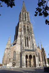 Ulmer Münster 1
