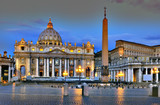 Fototapety St. Peter's Basilica, Rome
