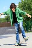 Skateboard Stunts poster