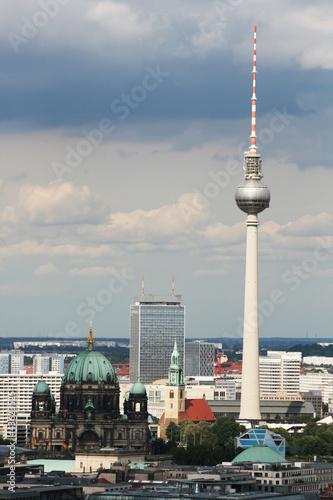 Fototapeten,fernsehturm,berlin,turm,gebäude