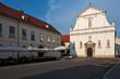 Kroatien Zagreb Sankt Katharina