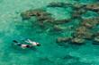 snorkling at hanauma bay, Ohau, Hawaii