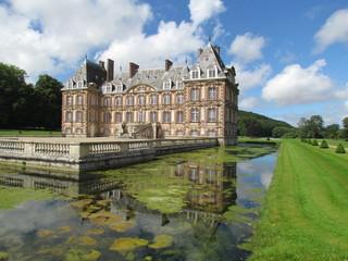 Chateau de Cany (Normandie, France)