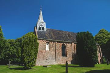 Dutch church in Westeremden