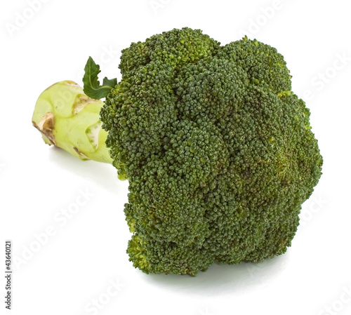 Ripe broccoli