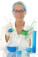 Recherche scientifique -Symbole