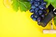 Grape and wine