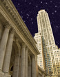 New york public library, largest city public library in the US,