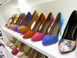 canvas print picture - Shoes
