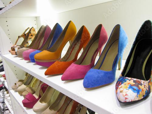 canvas print picture Shoes