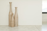 three vases
