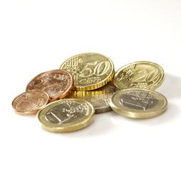 Münzhaufen