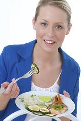 Alimentation - Poisson & Légumes