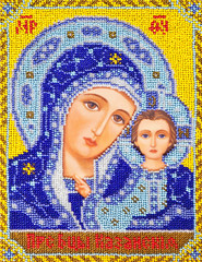 Icon a Mother of God (Mary) and child (Jesus Christ