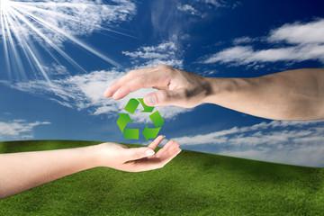Umwelt konzept