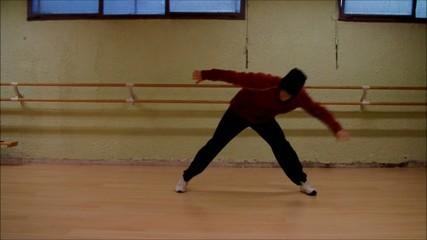 Breakdance, hip-hop, figure, saut périlleux, salto cirque