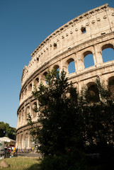 Colosseum sideview