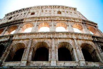 Colosseum close-up