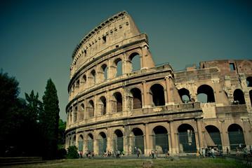 Colosseum calm day