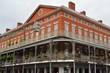 Historisches Gebäude im French Quarter von New Orleans