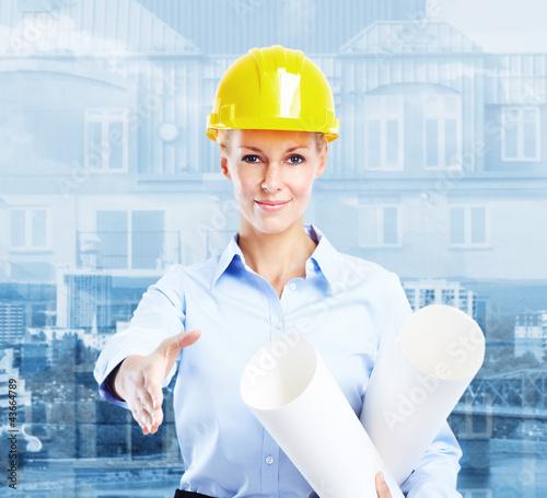 Woman Architect.