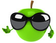 Fun apple