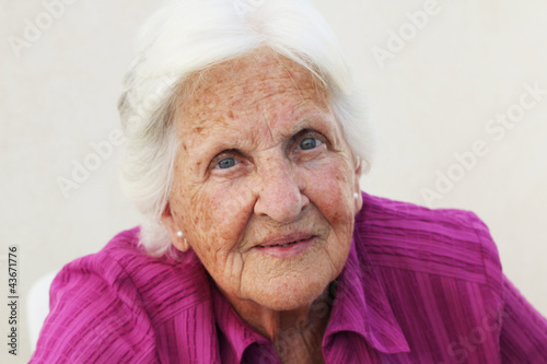 90 year old Woman