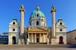 Vienna - St. Charles's Church - Austria