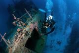 Fototapete Maldives - Erforschungen - Tauchen