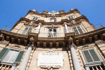 Piazza quattro canti_Palermo_Sicily