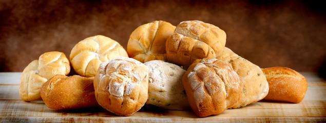 Pane tipico in gruppo