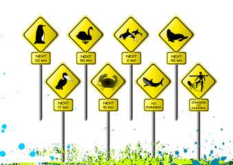 australian road sign 2