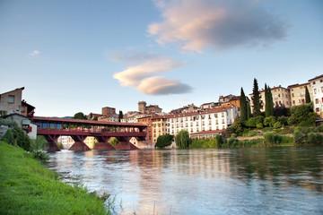 Ponte degli Alpini - Bassano del Grappa - Italy