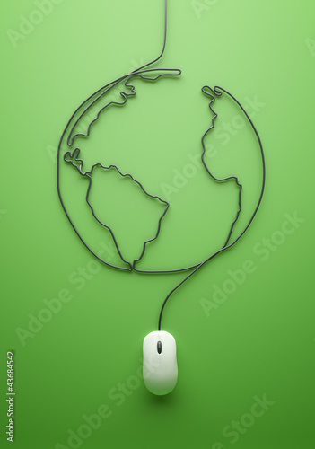Earth and mouse