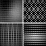 Fototapety A set of metal grille
