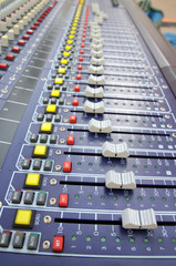 Mixer audio