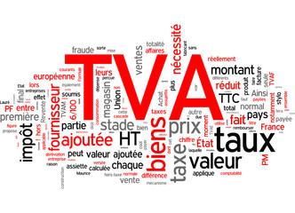 Taxe sur la valeur ajoutée TVA