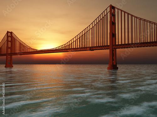 Fototapeten,brücke,golden,tor,california